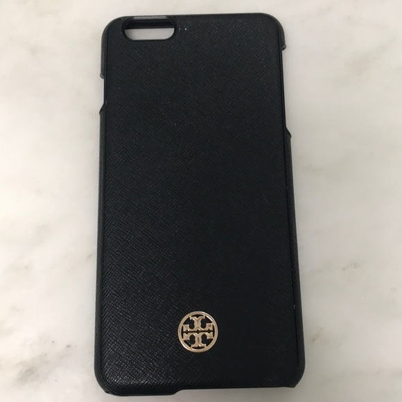 brand new 8132d 66902 Tory Burch hardshell case for iPhone for 7 PLUS